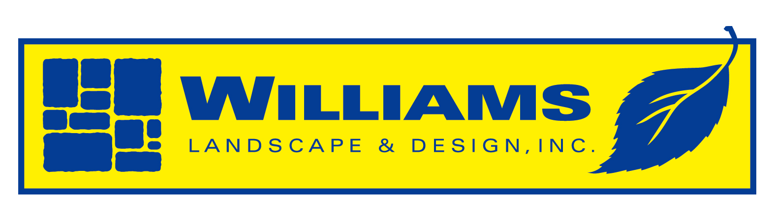 Williams Landscape Design Logo